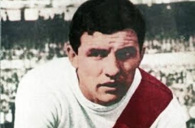 Luis Artime, uno de los grandes goleadores sudamericanos en la década del 60. Foto: La Página Millonaria.