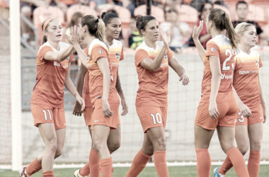 Houston Dash vs Boston Breakers 2016 | Photo: Trask Smith