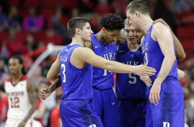 #20 Duke Blue Devils End Three-Game Losing Streak With 88-78 Victory Over NC State Wolfpack