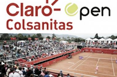 Tennis action at the Claro Open Colsanitas will take place in the capital of Colombia, Bogota. Photo credits: Top (Claro Open Colsanitas) and bottom (El Diario Bogotano).