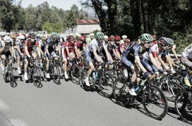La Vuelta celebrará su primera etapa en línea | Foto: Unipublic