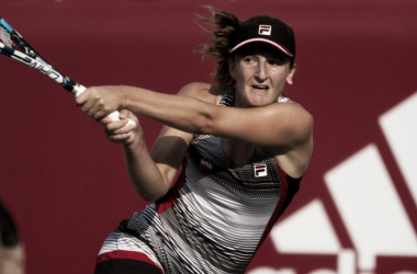 Begu was the biggest upset of the day | Photo: Korea Open