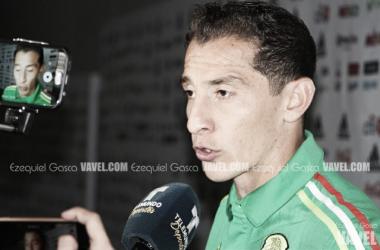 Andrés disputó los 90 minutos del último juego eliminatorio en casa | Foto: Ezequiel Gasca / VAVEL