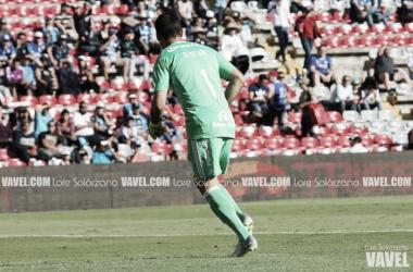 Admitió dos goles en la tarde Osky | Foto: Lore Solórzano / VAVEL