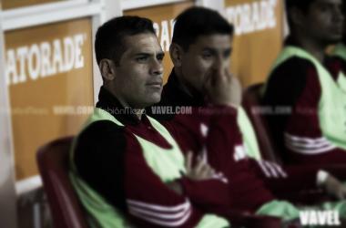 Márquez ha sido titular en los dos partidos de liga desde que regresó   Foto: Fabián Meza / VAVEL