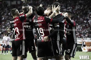 Buena producción de goles han tenido los rojinegros   Foto: Fabián Meza / VAVEL
