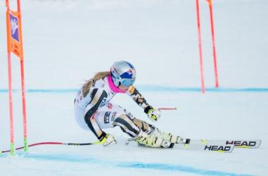 Sci Alpino, discesa libera: il ruggito di Lindsey Vonn