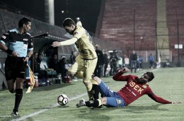 Sosa fue subcampeón en el fútbol chileno (Foto: AS Chile).