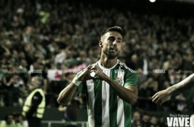 """El Real Betis vence y recupera a su """"killer"""""""