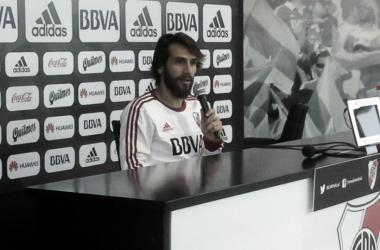 Ponzio en conferencia de prensa. Foto: Vavel.