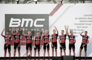 BMC Racing Team | Foto: Miguelez