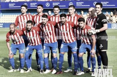 El Sporting deja una mala imagen ante el Numancia