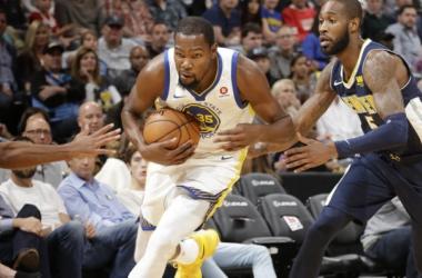 NBA - Golden State è tornata super, Denver s'inchina (108-127)