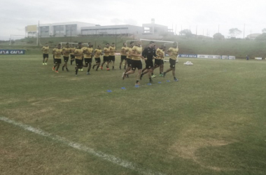 Tigre soma 46 pontos e ocupa a 9ª colocação | Foto: Fernando Ribeiro/Criciúma E.C.