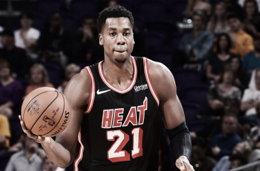 Hassan Whiteside post-temporada | NBA.Com