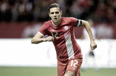 Christine Sinclair | Photo: canadasoccer.com