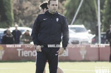"""Baraja: """"Tenemos que hacer este resultado bueno ante el Albacete"""""""