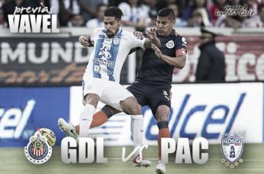 Previa Chivas Pachuca | Foto: VAVEL México