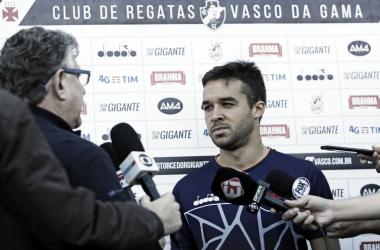 """Recém-chegado ao Vasco, Lenon revela expectativa para jogo diante do Bahia: """"É difícil, não impossível"""""""