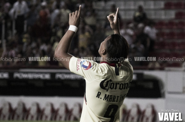 Roger Martínez es el 11º colombiano en jugar en América (Foto: Fabián Meza / VAVEL)