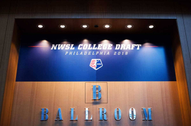 NWSL College Draft 2018. | Source: Monica Simoes - Our Game Magazine