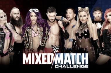 Todas las parejas del WWE Mixed Match Challenge