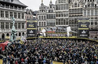 Tour de Flandes 2018 / Foto: web rondevanvlaanderen.be