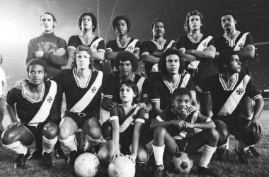 Recordar é viver: em 1974, Vasco se torna primeiro clube carioca a conquistar Campeonato Brasileiro