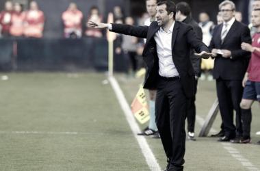 Diego Martínez se queda hasta final de temporada