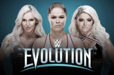 WWE hace oficial el primer evento exclusivo de la división femenina