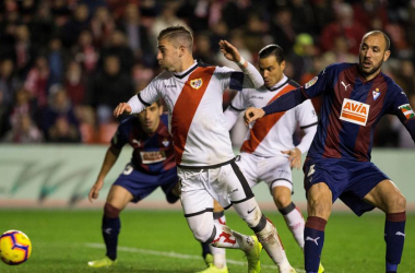 Previa Eibar-Rayo Vallecano | Fotografía: La Liga