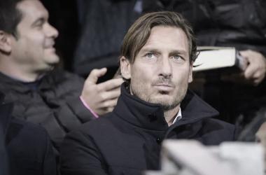 Totti se despede da Roma após 30 anos