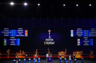 "<div style=""text-align: start;"">The 2019 Women's World Cup draw took place in France 