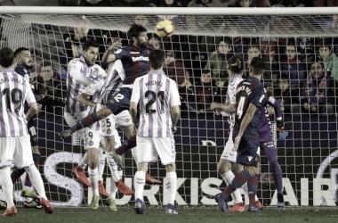 El Pucela, en busca de su segunda victoria en el Estadio Ciutat de Valencia