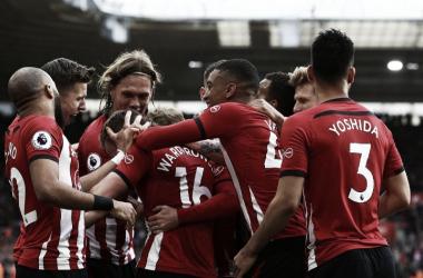 Divulgalçao: Southampton/Twitter oficial