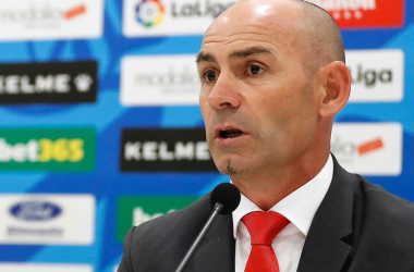 """Paco Jémez: """"Espero un partido muy incómodo"""""""