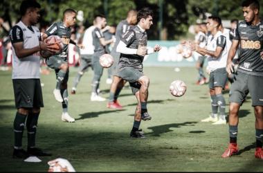 Divulgação: Bruno Cantini/Atlético-MG