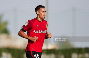 New Mallorca forward Alex Alegria (Getty Images/Quality Sport Images)