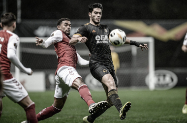 Braga e Wolverhamptom empatam e garantem vaga na segunda fase da Europa League