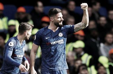 El Chelsea se lleva el derbi ante el Tottenham