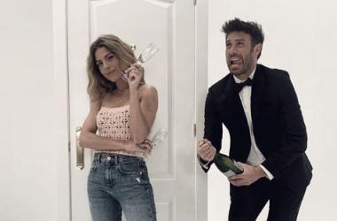 """Miriam Rodríguez estrena el videoclip de """"No vuelvas"""" junto al presentador Dani Martínez"""