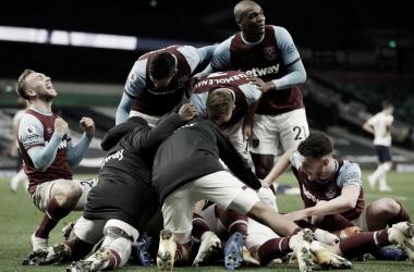 Tottenham deja escapar tres puntos ante West Ham