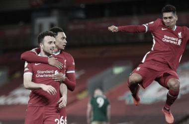 Liverpool vira para cima do Sheffield em jogo disputado pela Premier League