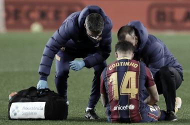 Philippe Coutinho tem lesão no menisco e será submetido a cirurgia