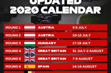 Mugello dan Sochi Masuk Kalender F1