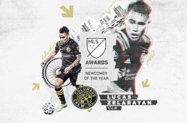 Lucas Zelarayán, MLS Fichaje del Año 2020
