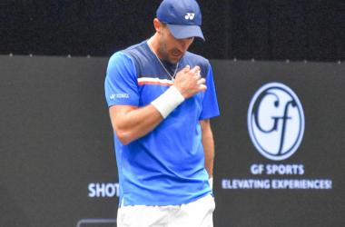 ATP New York Open: Steve Johnson edges Tennys Sandgren in three-set thriller