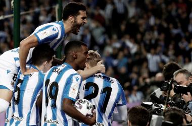 La Real Sociedad quiere asaltar los puestos Champions ante un Valencia dolido
