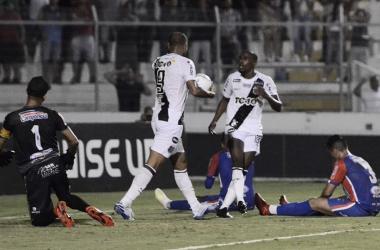 Ponte Preta goleia Afogados em jogo de ida pela Copa do Brasil