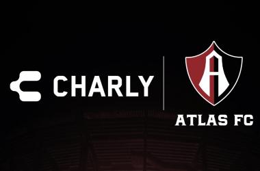 Atlas y Charly Fútbol anuncian alianza